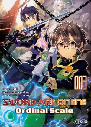 Sword art online Ordinal Scale t.03 | 9782377172467