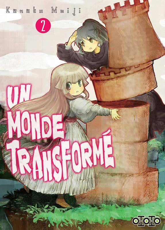 Monde Transforme (Un) T.02   9782377172665