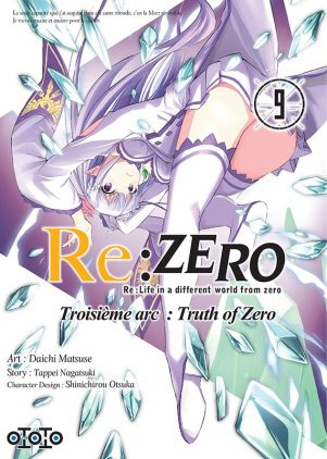 Re: Zero - Arc 3: Truth of Zero T.09 | 9782377172689