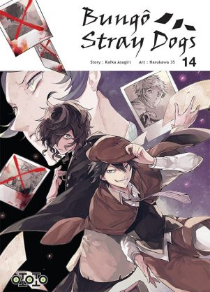 Bungo Stray Dogs T.14 | 9782377172726