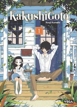 Kakushigoto T.01 | 9782379500176