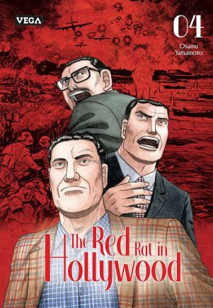 Red rat in Hollywood (The) T.04 | 9782379500299