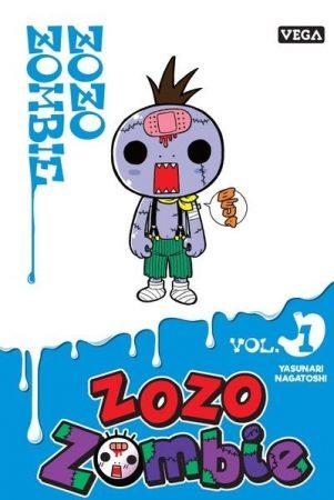 ZOZO ZOMBIE T.01   9782379500404