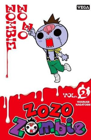 ZOZO ZOMBIE T.02 | 9782379500466