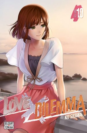Love x Dilemma  T.10 | 9782413001546