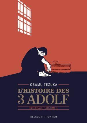 Histoire des 3 Adolf (L') (N.E) - 90 ans d'osamu Tezuka T.01 | 9782413005056