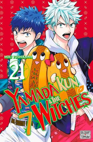 Yamada-Kun and the 7 Witches T.21 | 9782413013785