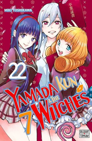 Yamada-Kun and the 7 Witches T.22 | 9782413013792