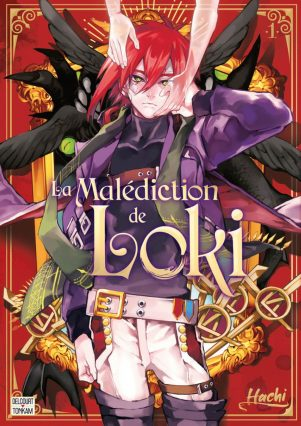 Malediction de Loki (La) T.01 | 9782413015956