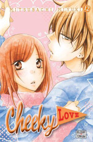 Cheeky Love T.12   9782413017042