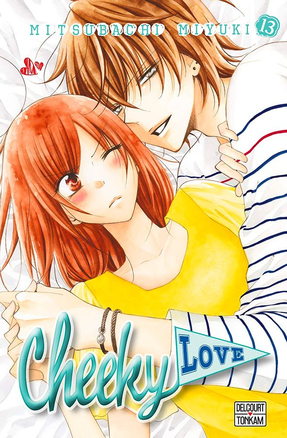 Cheeky Love T.13   9782413017059