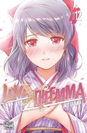 Love x Dilemma  T.12 | 9782413018384
