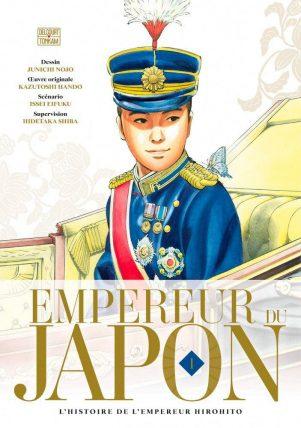 Empereur du Japon T.01 | 9782413020141
