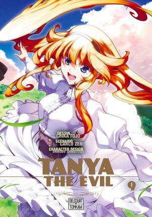 Tanya the Evil T.09   9782413024279
