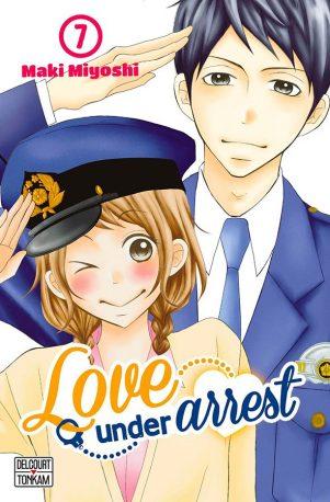 Love under arrest T.07 | 9782413024286