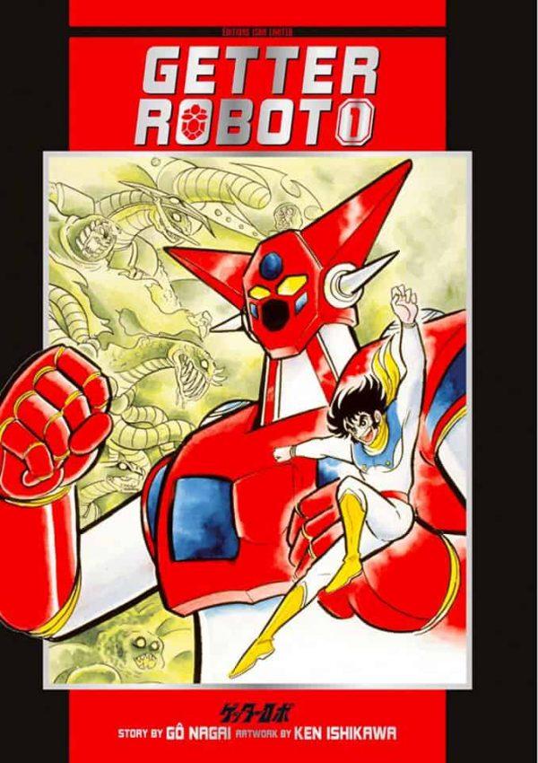 GETTER ROBOT | 9782491135003