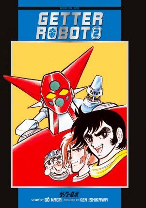 GETTER ROBOT T.02 | 9782491135010