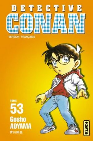 Detective Conan T.53 | 9782505000228