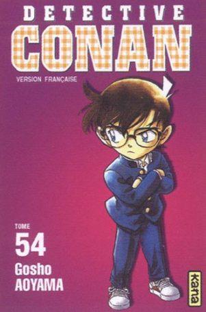 Detective Conan T.54 | 9782505000778