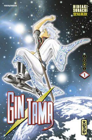 Gintama T.01 | 9782505000785