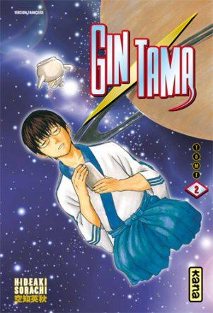 Gintama T.02 | 9782505001058
