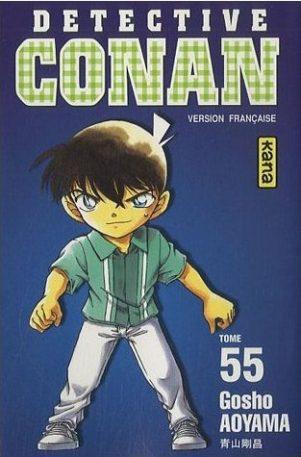 Detective Conan T.55 | 9782505001225