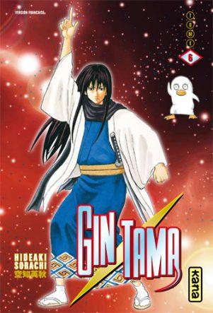 Gintama T.06 | 9782505002680