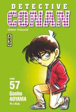 Detective Conan T.57 | 9782505003090