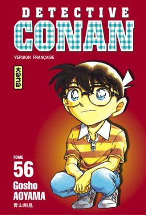Detective Conan T.56 | 9782505003410