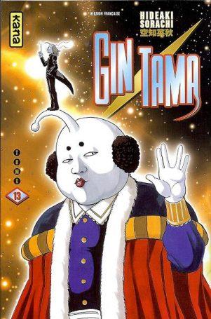 Gintama T.13 | 9782505005599