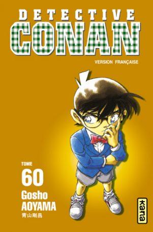 Detective Conan T.60 | 9782505005797