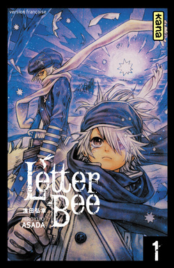 Letter Bee T.01 | 9782505005940