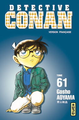 Detective Conan T.61 | 9782505008354