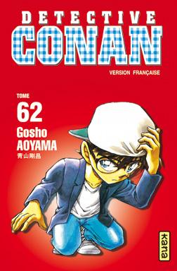 Detective Conan T.62 | 9782505008361