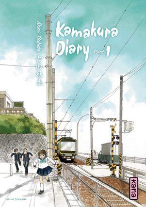 Kamakura Diary T.01 | 9782505008804