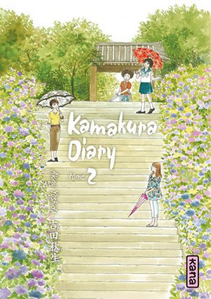 Kamakura Diary T.02 | 9782505008811