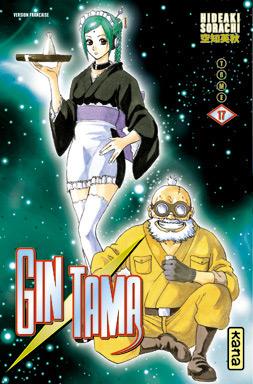 Gintama T.17 | 9782505008910
