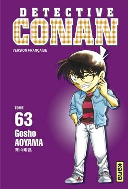 Detective Conan T.63 | 9782505010012