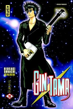 Gintama T.19 | 9782505010548