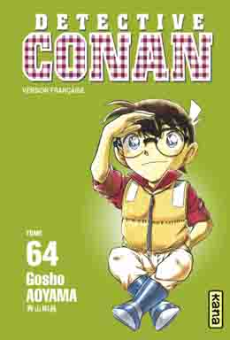Detective Conan T.64 | 9782505010746