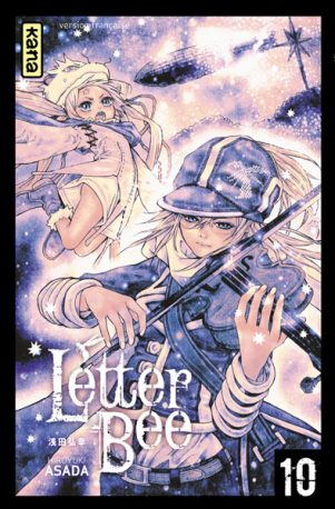 Letter Bee T.10 | 9782505011583