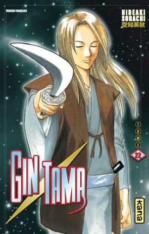Gintama T.22 | 9782505012290