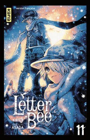 Letter Bee T.11 | 9782505012344
