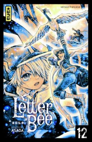 Letter Bee T.12 | 9782505012801