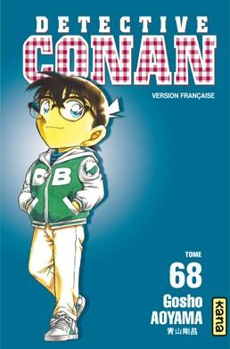 Detective Conan T.68 | 9782505014690