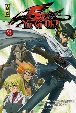 Yu-Gi-Oh ! 5D's T.02 | 9782505015062