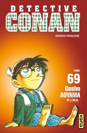 Detective Conan T.69 | 9782505015345