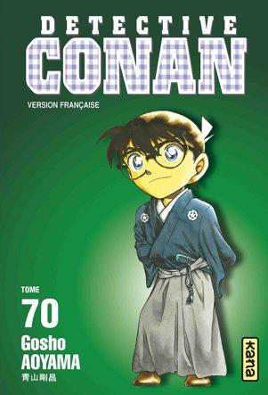 Detective Conan T.70 | 9782505015796