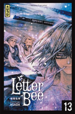 Letter Bee T.13 | 9782505015956