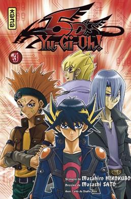 Yu-Gi-Oh ! 5D's T.03 | 9782505016274